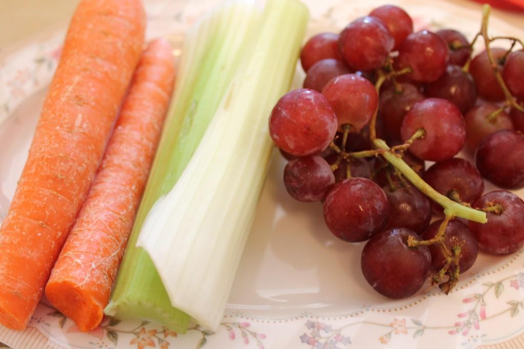 น้ำปั่นผัก ผลไม้